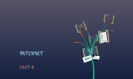 INTERNET Unit 4