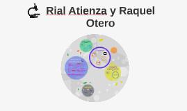 Rial Atienza y Raquel Otero
