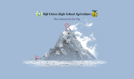 Taft Union High School Agriculture 2