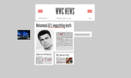 WWC NEWS