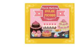 Dulze Picozo - Plan de Marketing