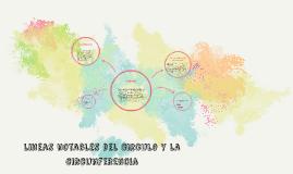 lineas notables del circulo y la circunferencia