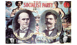 Brief History of Socialism in America
