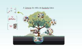 A árvore da vida de Isabela Lima