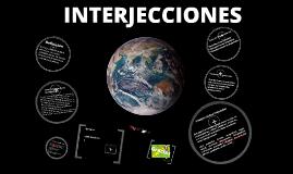 Copy of INTERJECCIONES