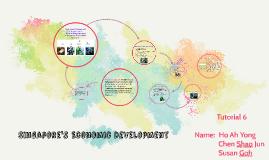Copy of Singapore's Economic Development