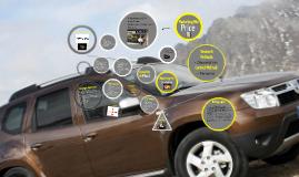 Dacia Duster Presentation