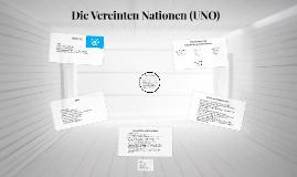 Die Vereinten Nationen (UNO)