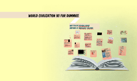 World Civilization (ii) for dummies