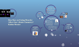 How Does an Eating Disorder Affect One's Brain Chemistry?