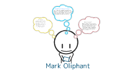 Mark Oliphant