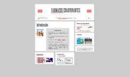 FARMACOS COADYUVANTES