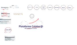 Plataforma Colabor@