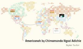 Copy of Americanah by Chimanda Ngozi Adiche