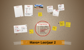Mavo+ Leerjaar 2
