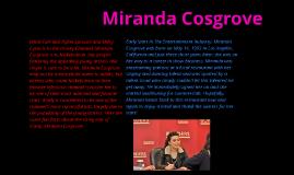 Miranda Cosgrove :D