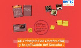 """Copy of """"La retroactividad de la ley en el Derecho mexicano """""""