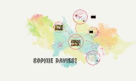 Copy of Sophie DAVIES!