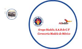 Grupo Modelo, S.A.B de C.V
