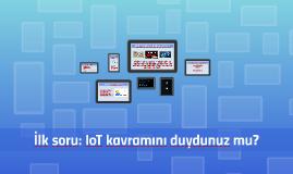 Akıllı Cihazlar ve Kullanım Alanları