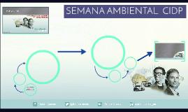 SEMANA AMBIENTAL CIDP