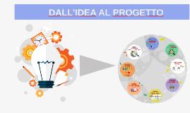 Dalla idea al progetto
