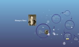 Humprey Davy