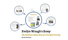Evelyn Waugh's Scoop
