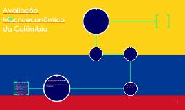Avaliação Macroeconômica da Colômbia