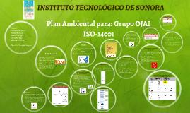 Plan Ambiental para: Grupo OJAI