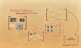Project Tableau