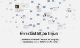 ¿Qué es el Sistema Nacional de Cuidados  en Uruguay ?