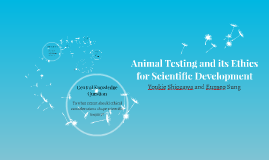 Animal Testing and its Ethics for Scientific Development