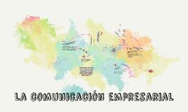 La comunicación empresarial / organizativa