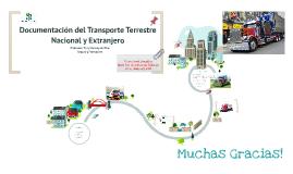 Copy of Documentos del transporte Terrestre- Pedro Moya