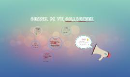 Copy of Conseil de Vie Collégienne
