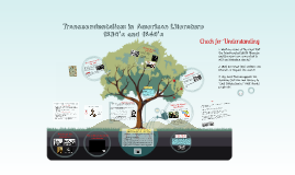 Transcendentalism - Period of American Literature 1830 - 185