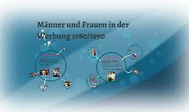Copy of Werbung in den 80ern und 90ern