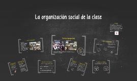 La organización social de la clase
