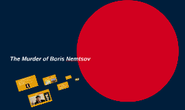 The Murder of Boris Nemtsov
