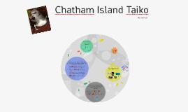 Chatham Island Taiko