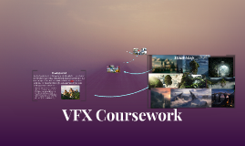 VFX Coursework - Photoshop