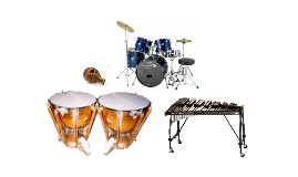 Notable Percussionists