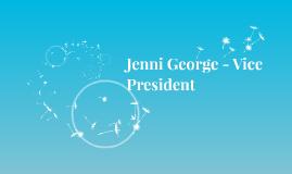 Jenni George - Vice President