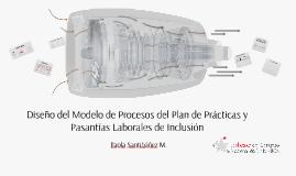 Diseño del Modelo de Procesos del Plan de Prácticas y Pasant