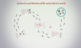 Early Islamic cultural contributions