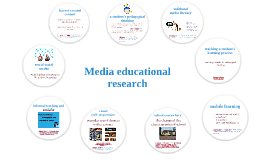 Media educational research