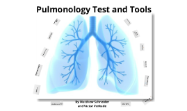Copy of Copy of Pulmonology test and tools