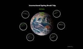 International Spring Break