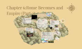 Chapter 6:Rome Continued